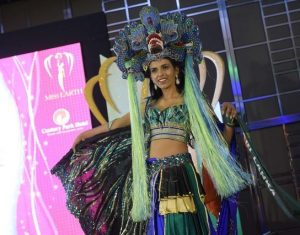 Ms. Earth 2015 National Costume