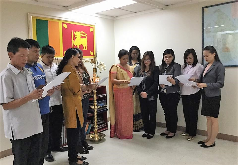 Gallery | Embassy of Sri Lanka, The Philippines – Official Website